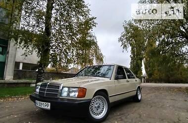 Цены Mercedes-Benz 190 Дизель