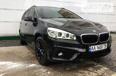Цены BMW 2 Series Gran Tourer Дизель