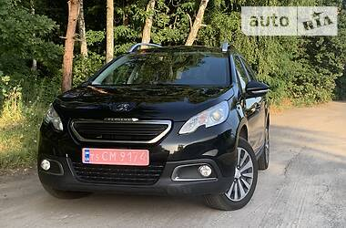 Цены Peugeot 2008 Дизель