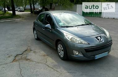 Ціни Peugeot 207 Дизель