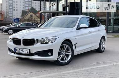 Цены BMW 3 Series GT Дизель