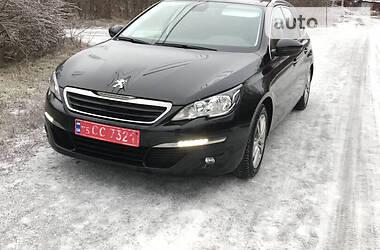 Ціни Peugeot 308 SW Дизель