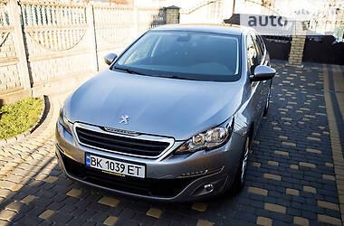 Цены Peugeot 308 Дизель