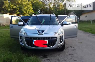 Цены Peugeot 4007 Дизель