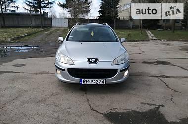 Цены Peugeot 407 SW Дизель