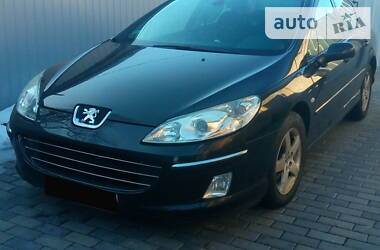 Цены Peugeot 407 Дизель