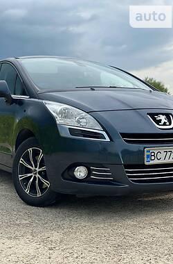 Цены Peugeot 5008 Дизель