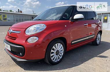 Цены Fiat 500L Дизель
