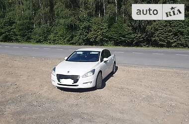 Цены Peugeot 508 Дизель