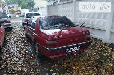 Цены Peugeot 605 Дизель