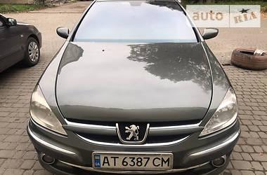 Ціни Peugeot 607 Дизель