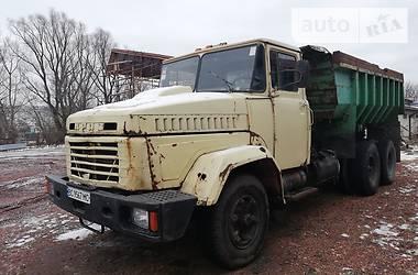 Цены КрАЗ 6510 Дизель