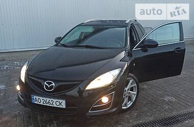 Ціни Mazda 6 Дизель