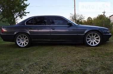 Цены BMW 740 Дизель