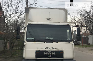 Цены MAN 8.163 Дизель