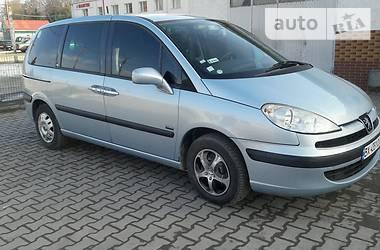 Цены Peugeot 807 Дизель