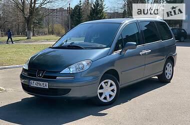 Ціни Peugeot 807 Дизель