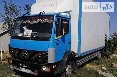 Ціни Mercedes-Benz 817 Дизель