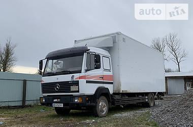 Цены Mercedes-Benz 817 Дизель