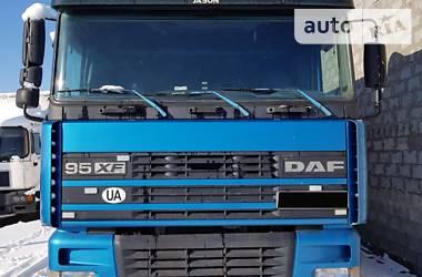 Цены DAF 95 Дизель