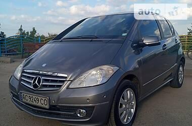 Цены Mercedes-Benz A 160 Дизель