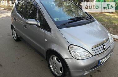 Ціни Mercedes-Benz A 160 Дизель