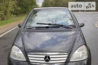 Ціни Mercedes-Benz A 170 Дизель