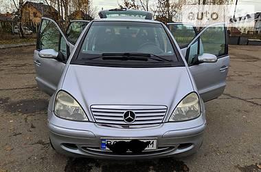 Цены Mercedes-Benz A 170 Дизель