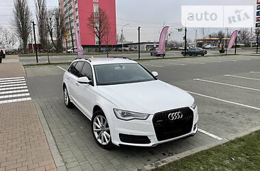 Цены Audi A6 Allroad Дизель