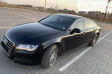 Цены Audi A7 Дизель