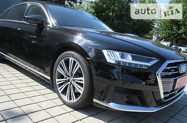 Цены Audi A8 Дизель