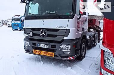 Цены Mercedes-Benz Actros Дизель