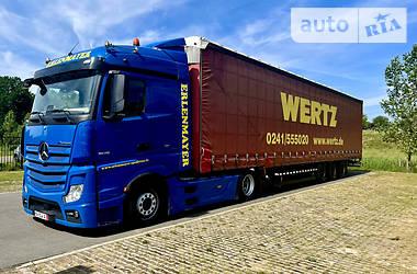 Ціни Mercedes-Benz Actros Дизель