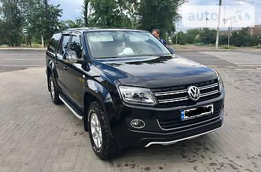 Цены Volkswagen Amarok Дизель