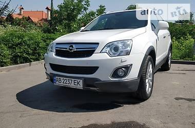 Цены Opel Antara Дизель