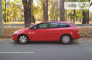 Цены Opel Astra J Дизель