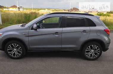 Цены Mitsubishi ASX Дизель