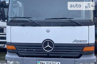 Цены Mercedes-Benz Atego 1218 Дизель