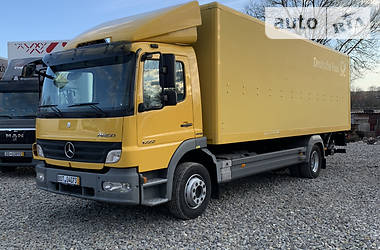 Цены Mercedes-Benz Atego 1222 Дизель