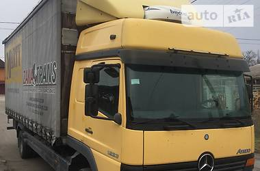 Ціни Mercedes-Benz Atego 1223 Дизель