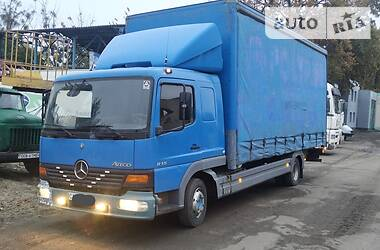 Цены Mercedes-Benz Atego 815 Дизель