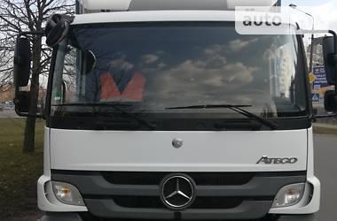 Цены Mercedes-Benz Atego 816 Дизель