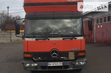 Цены Mercedes-Benz Atego 817 Дизель