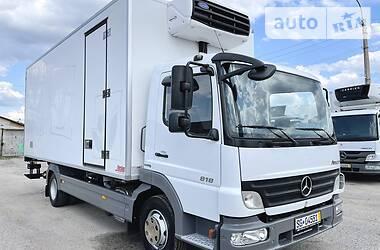 Цены Mercedes-Benz Atego 818 Дизель