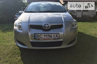 Цены Toyota Auris Дизель