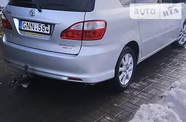 Цены Toyota Avensis Verso Дизель