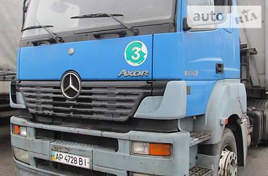 Цены Mercedes-Benz Axor Дизель