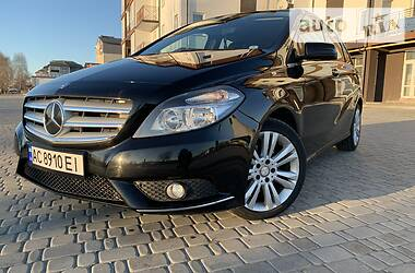 Ціни Mercedes-Benz B 200 Дизель