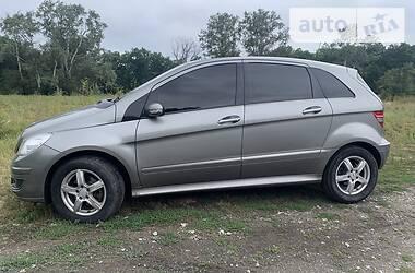 Цены Mercedes-Benz B 200 Дизель