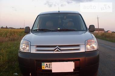 Ціни Citroen Berlingo пасс. Дизель